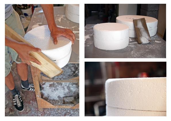 diy tutoriel comment fabriquer un faux wedding cake belgian blogger. Black Bedroom Furniture Sets. Home Design Ideas