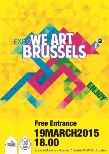 We Art Brussels