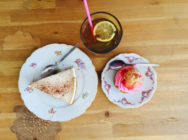 Tranches de cake uccle