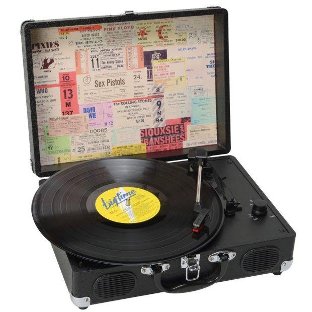 Tourne disque enregistreur