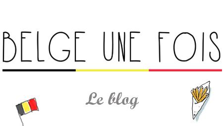 Belge une fois blog
