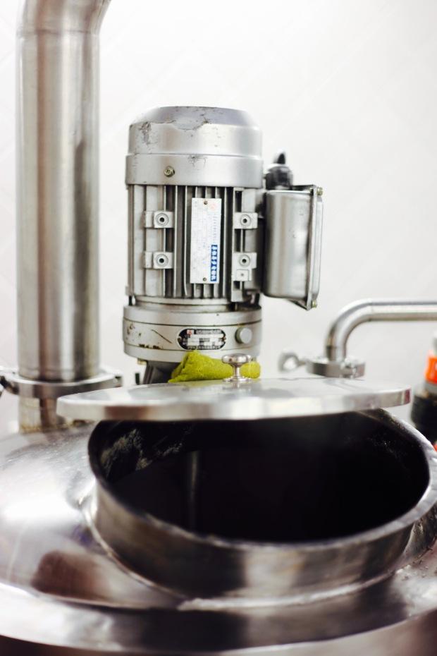 cuve beerstorming