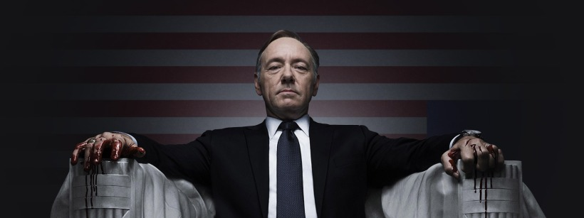 Kevin Space y house of cards